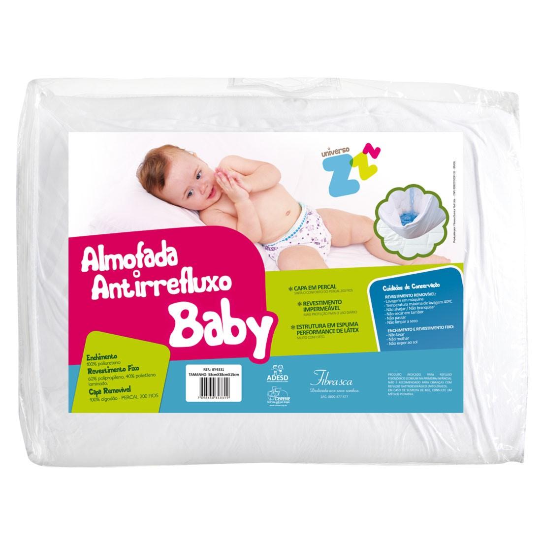 FRIBRASCA  - ALMOHADA BABY ANTI REFLUJO
